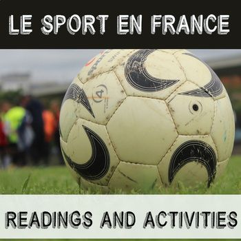 French Sports Unit Les Sports In 2021 French Worksheets French Language Lessons French Activities
