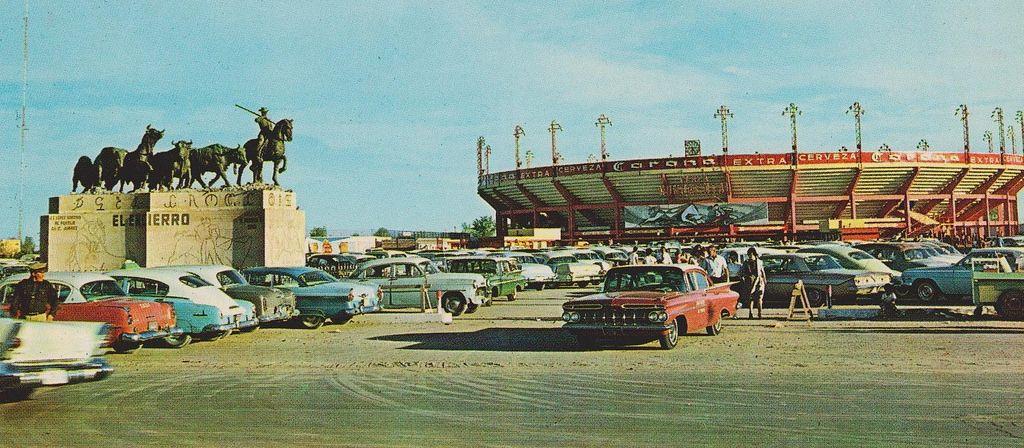 El Encierro Ciudad Juarez Ahora Es Walmart Plaza Monumental