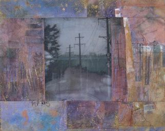 Poles_to_Trees-1259447805.jpg (322×256)digital images onto fabrics, collaged