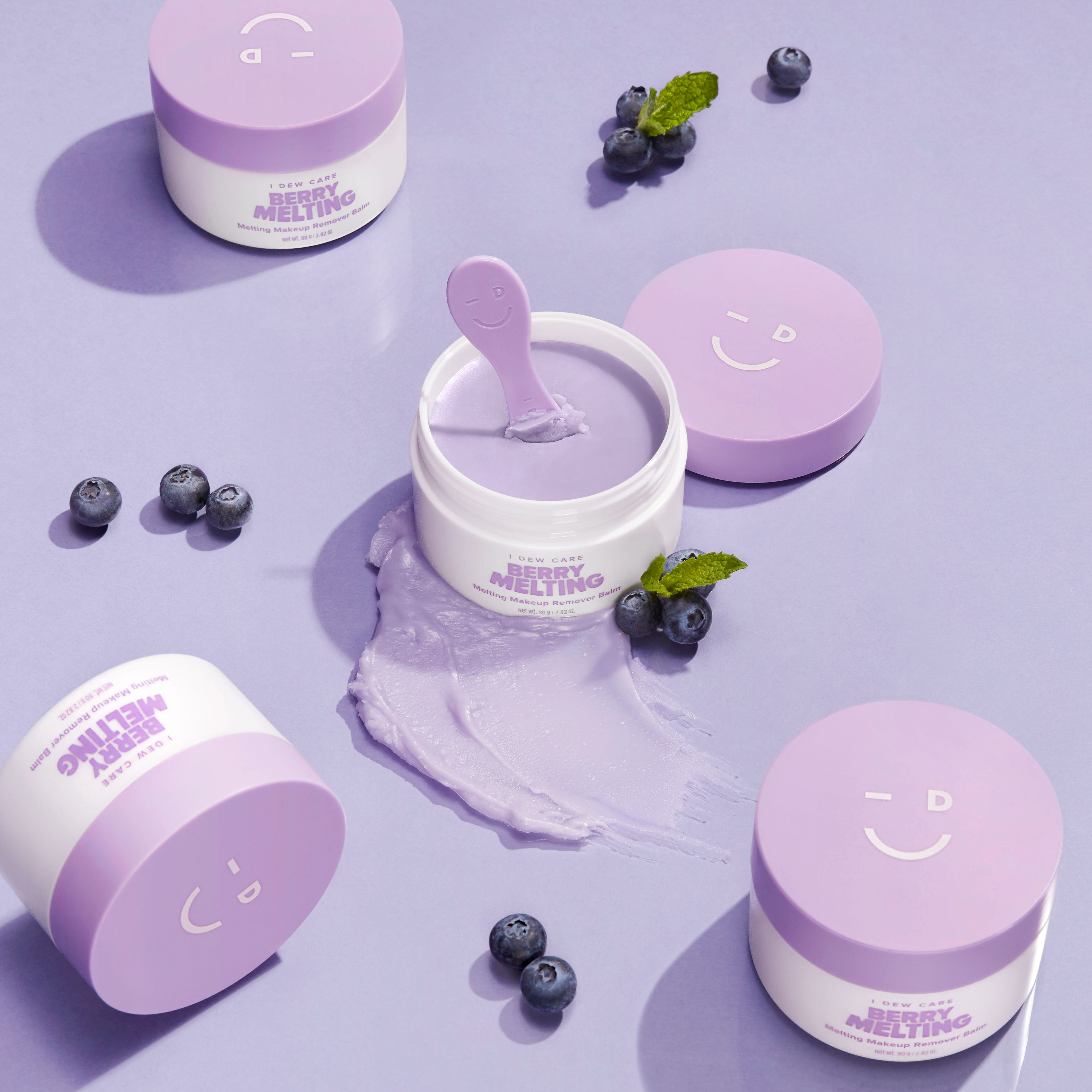Pin on Berry Melting Makeup Remover Balm