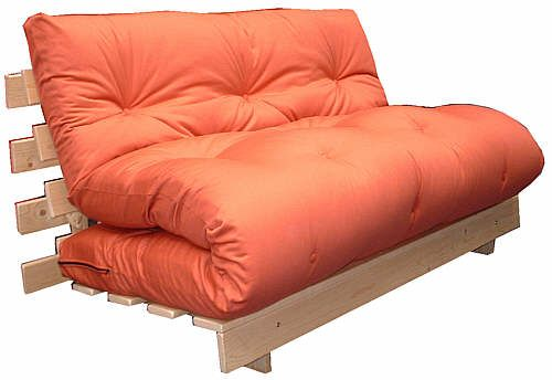 Room Futon Diy Pallet Frame Sofa Bed