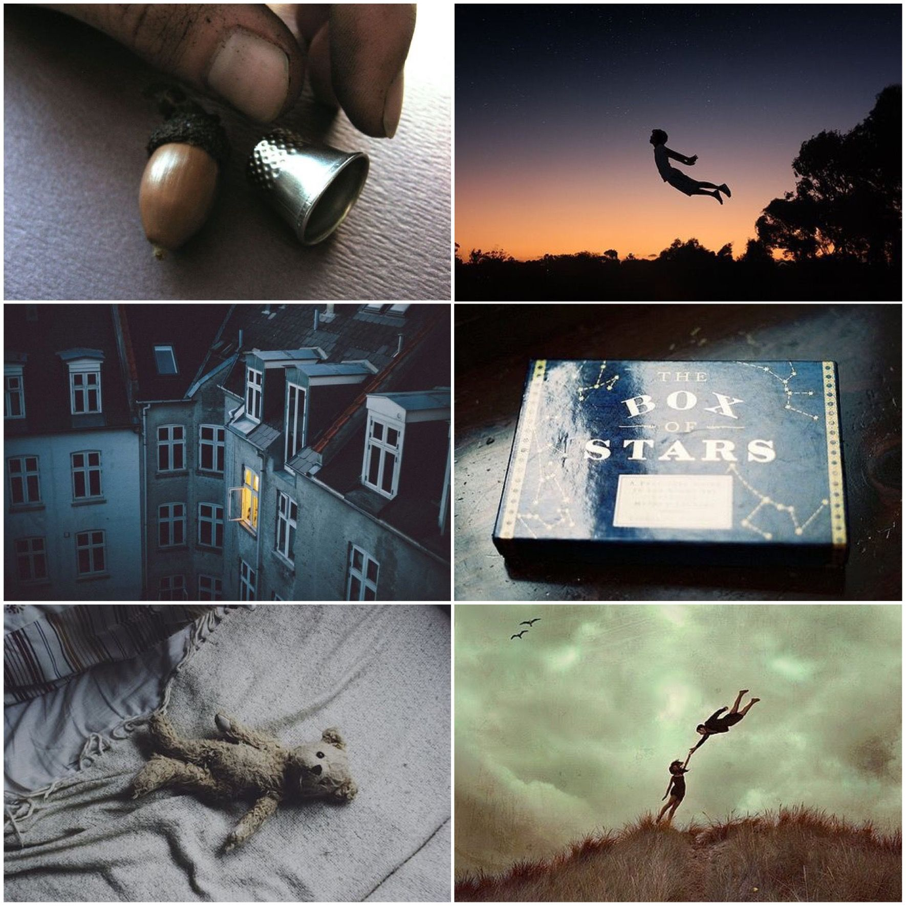 Peter Pan Aesthetic