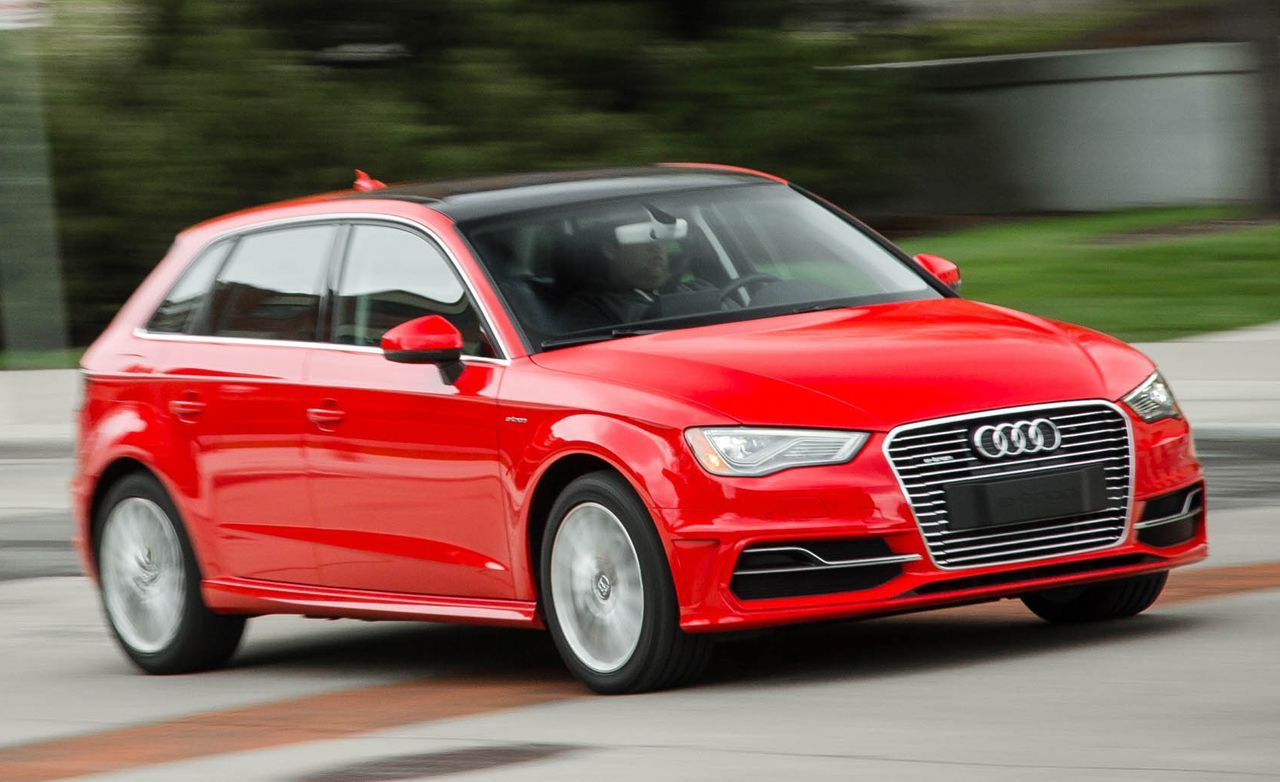 2018 Audi A3 Sportback etron Review, Pricing, and Specs