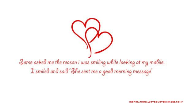 Good Morning I Love You Quotes For Her sayings about s...