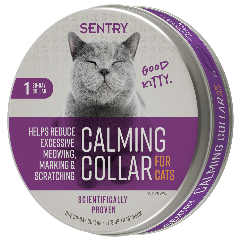 Sentry Good Kitty Calming Collar For Cats In 2020 Cats Petco Calm