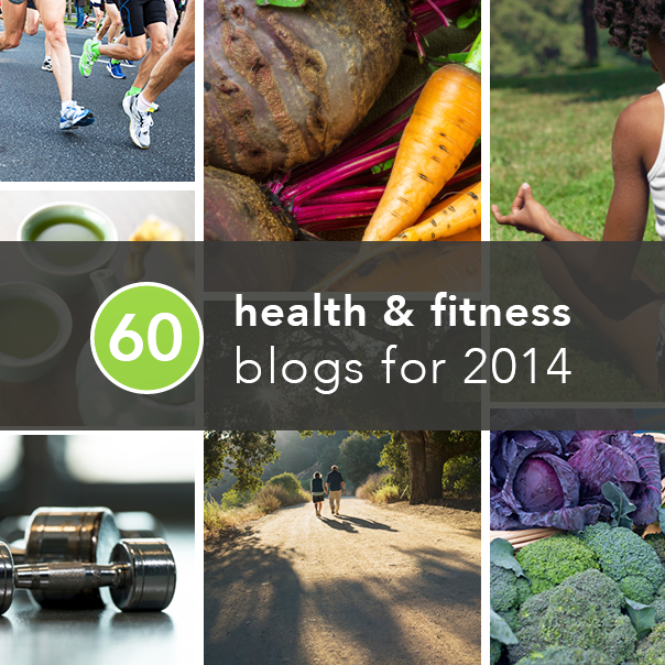 60 Must-Read Health, Fitness, and Happiness Blogs for 2015 #healthandfitness