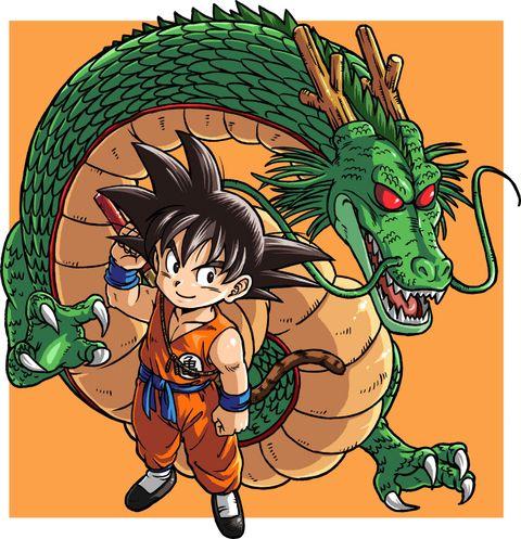 バイバイ辰年 星河 昂 Pixiv Goku Crianca Desenhos Dragoes