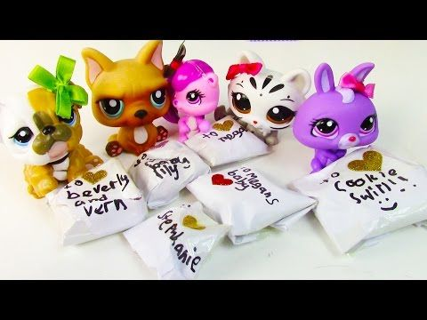 fan mail 24 mystery surprise mommies gifts littlest pet shop lps youtube things lydia is. Black Bedroom Furniture Sets. Home Design Ideas