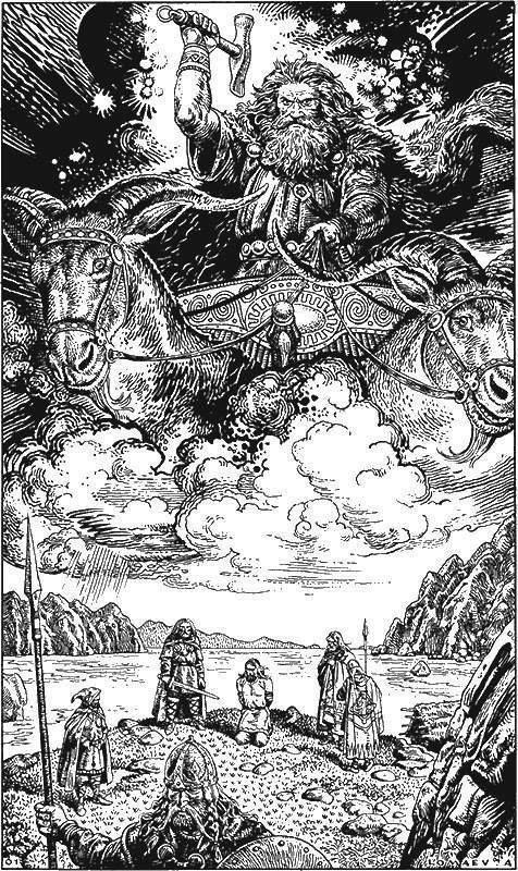 Norse Mythology & Vikings #norsemythology