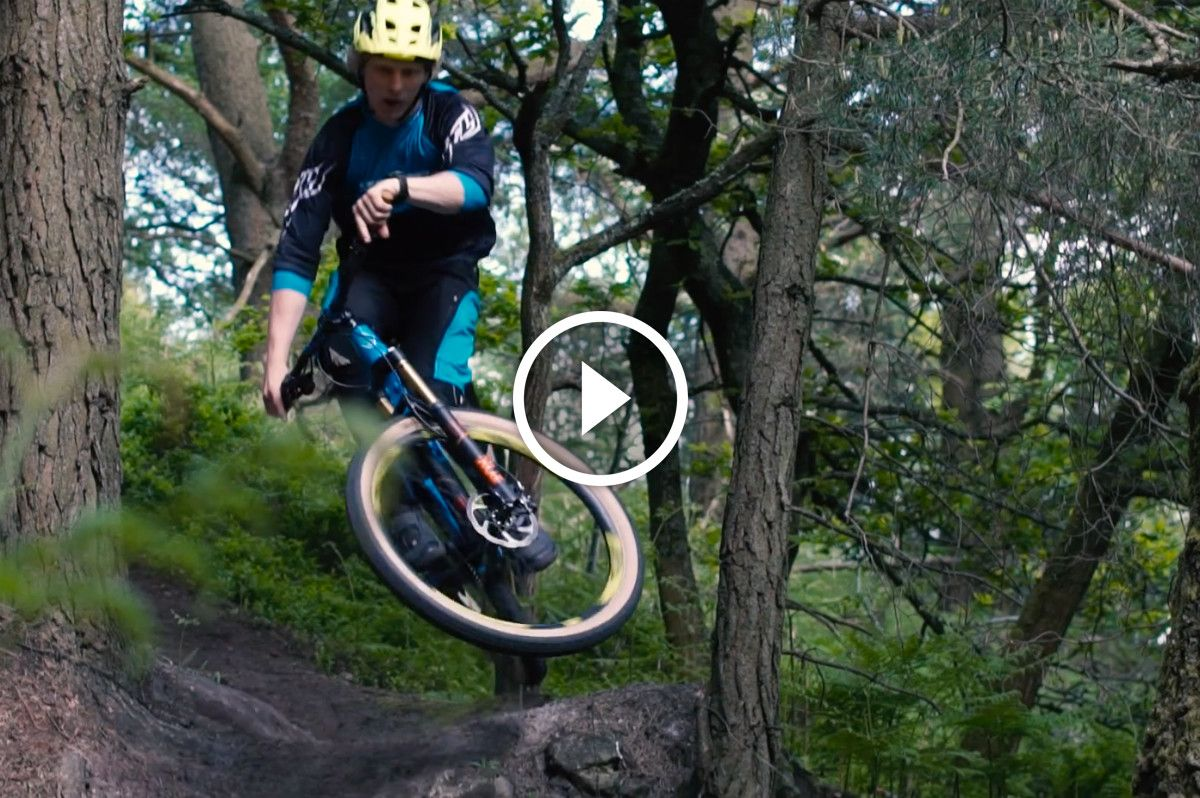 Watch London Living Riding With Bernard Kerr Bike News Mountain Biking London Living