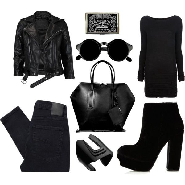 """""""Blackout"""" by fear-gang on Polyvore"""