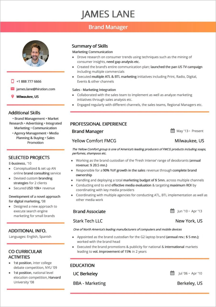 How to choose the best layout for your resume in 2018