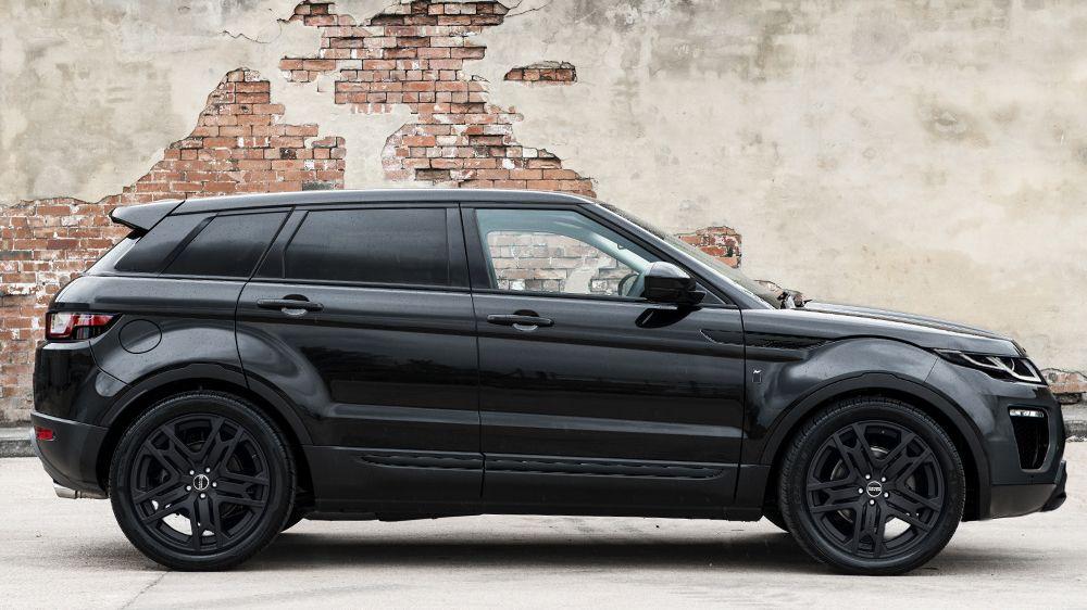 Land Rover Range Rover Evoque 2 2 Sd4 Pure Tech 5dr Black Label