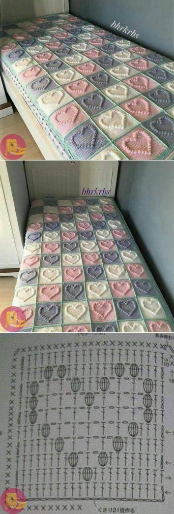 ПЛЕДЫ, коврики, подушки, салфетки #tejidos