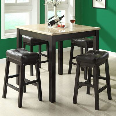 Luxury Small Bar Dining Table