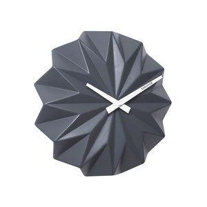 'origami wall clock' from karlsson