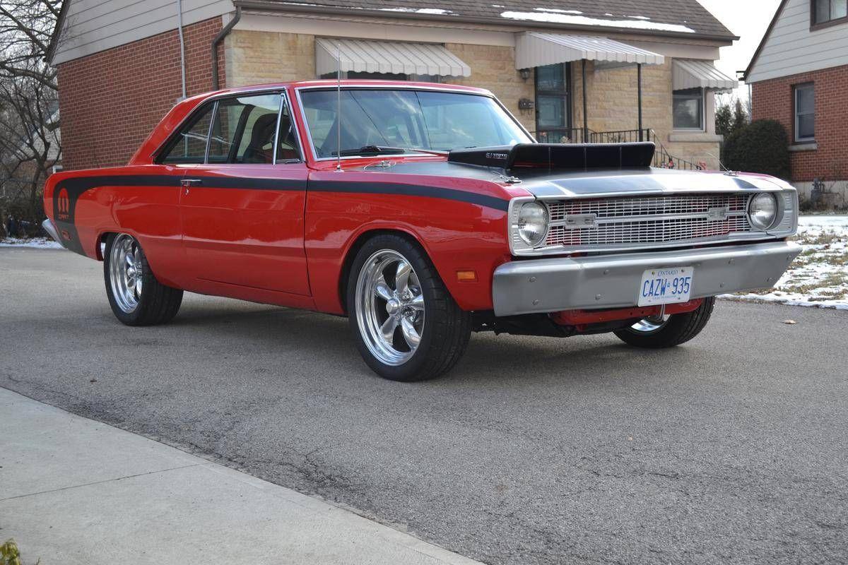 1969 Dodge Dart 6.1 Hemi | Old Rides 5 | Pinterest | Darts, Mopar ...