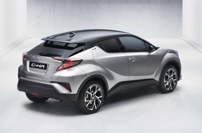 Novo Toyota Chr 2018 Preco Ficha Tecnica Lancamento Toyota C Hr Toyota Toyota Cars