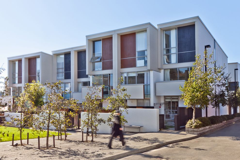 Types of Terraced Housing - Auckland Design Manual