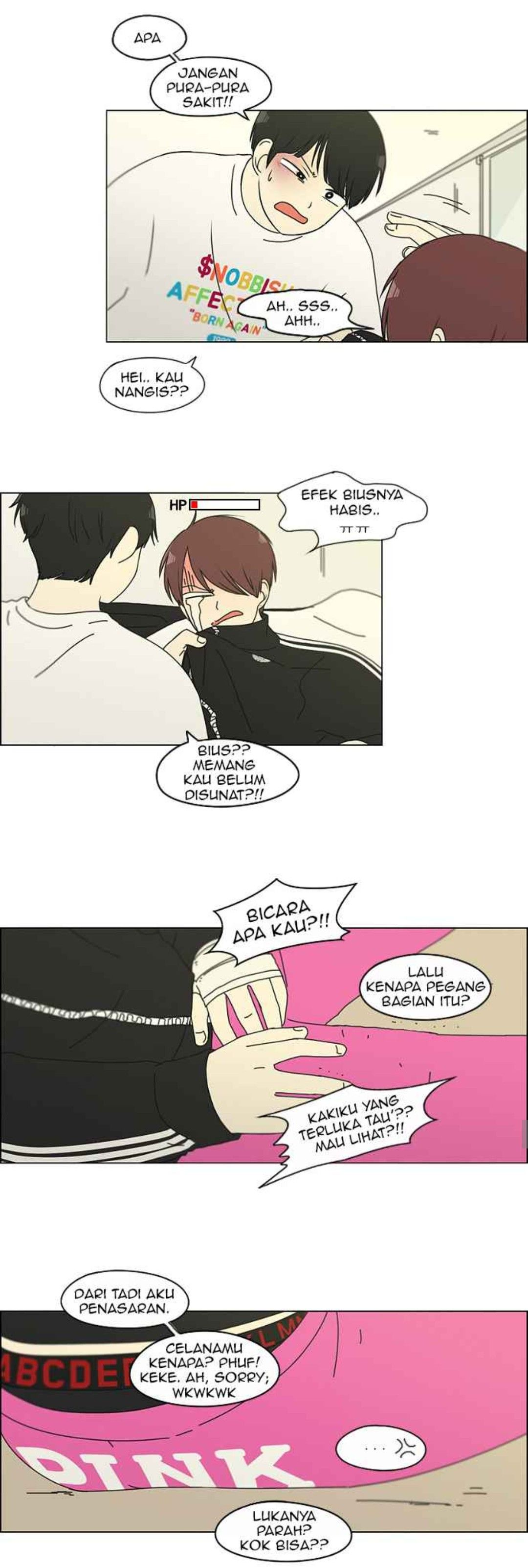Love Revolution di 2020 Webtoon, Komik, Romantis