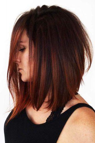 Photo of 30 Trendy mittellange Frisuren für dickes Haar | Trend Bob Frisuren 2019