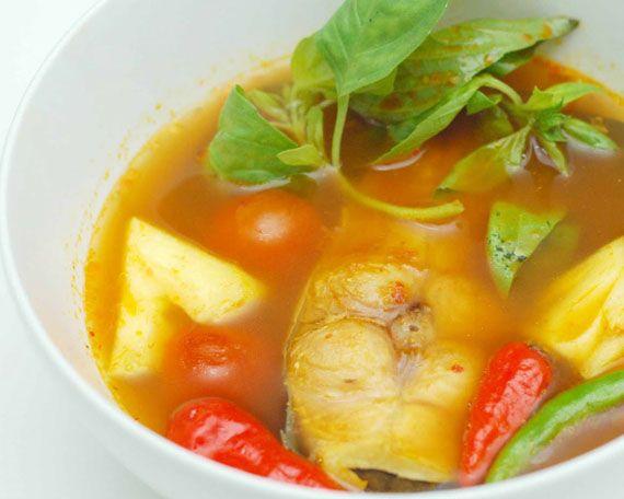 Resep Ikan Patin Sup Ikan Resep Ikan Resep Masakan