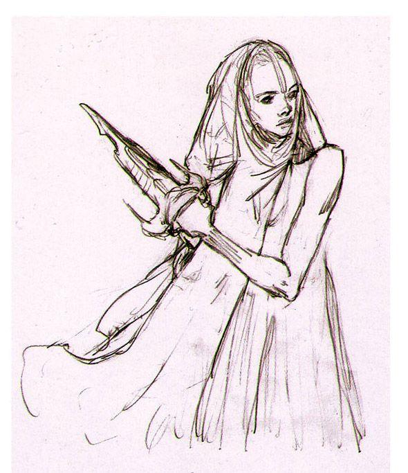 Concepto de Arte Padme 2 | Padme Amidala, Leia Organa y Jaina Solo ...
