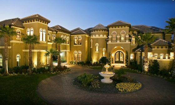 Dollar million luxury mansion sanford fl million dollar for Luxury mansions for sale in florida