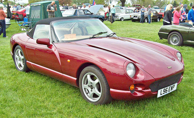1994 Tvr Chimaera 40l V8 Rover Engine Photo By Right Cars
