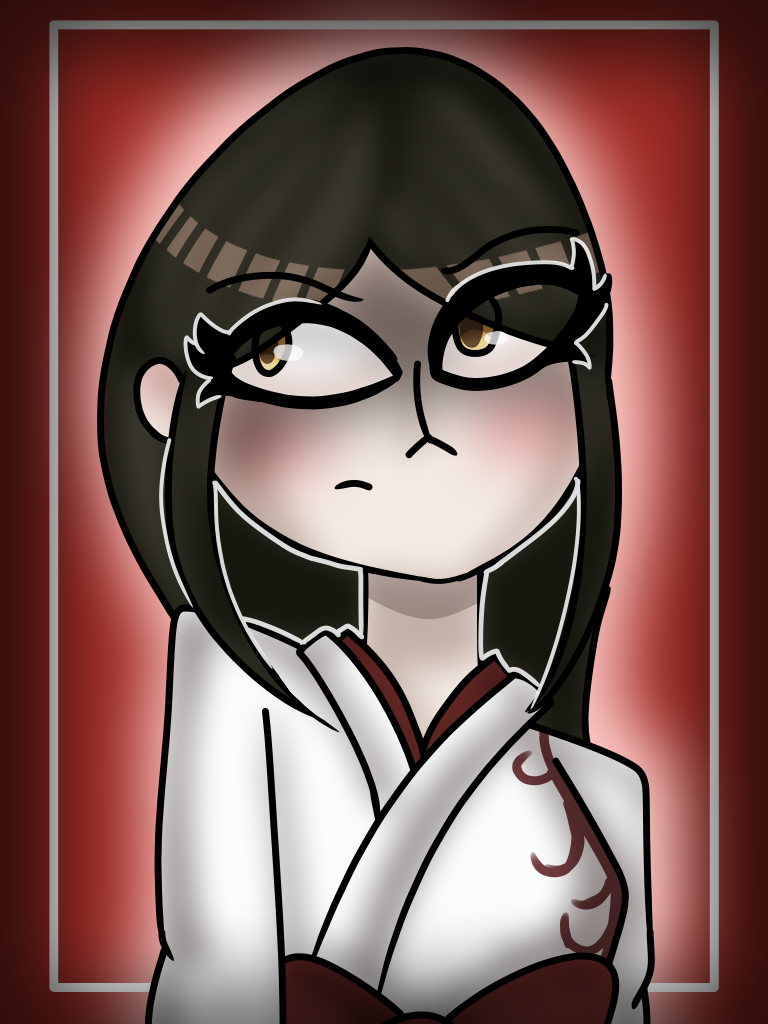 Top 25 ideas about dangan ronpa on pinterest sodas the games and - Have I Mentioned I Love Aisaka S Design And Talent Idea Shrine Maiden Danganronpa Re