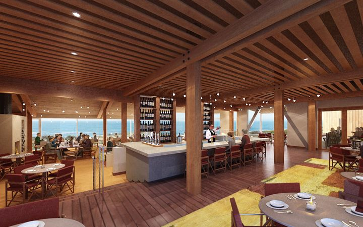Sea Ranch Lodge Expansion Sonoma California Bull Stockwell Allen S Five Star Eco Resort Project For Pport Resorts Honors The Design And