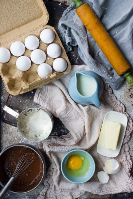 If you know these tips you are guaranteed success with home baking!