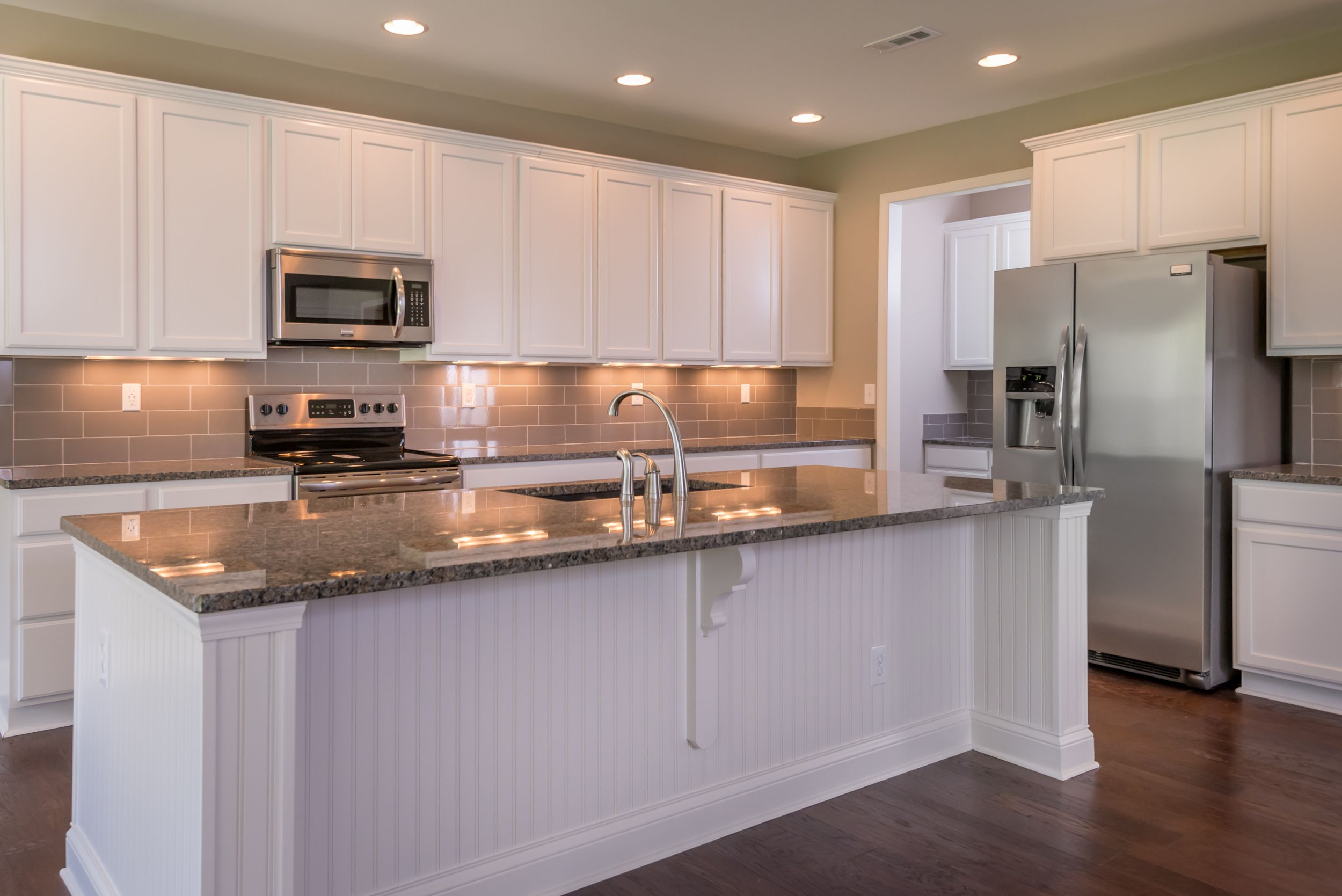 The Kitchen Of Glenstone Floor Plan By Ball Homes New