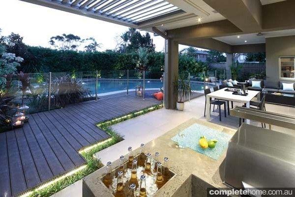Outdoor entertaining area ideas | Outdoor entertaining ... on Small Backyard Entertainment Area Ideas id=65175