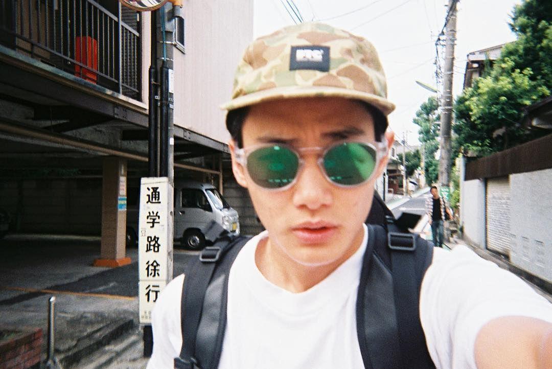 ファッション · 野村周平.BMX.sk8.car.bike.actor