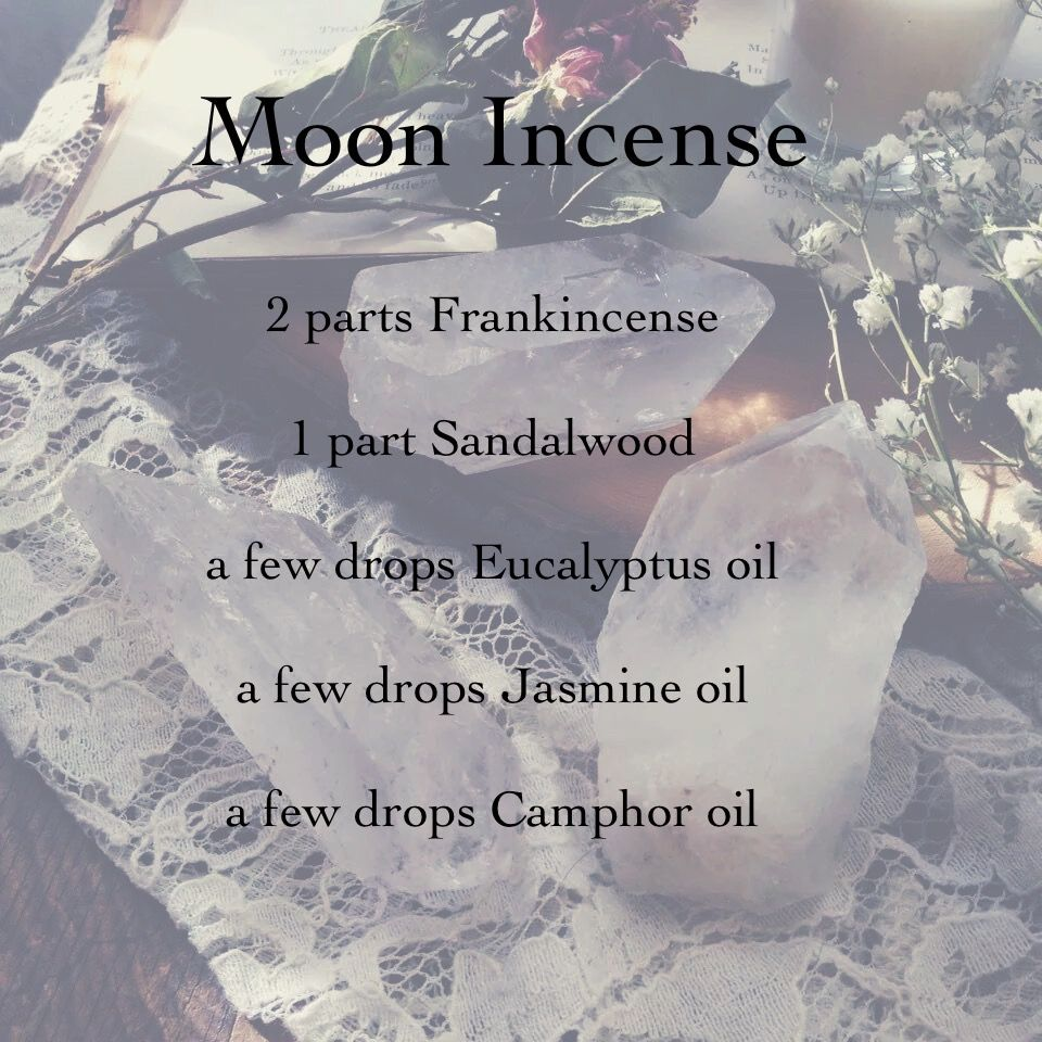 """lepuslunamgrimoire: """"Burn during psychic workings, love magic, healing, rituals involving the home, and sleep magic. From Scott Cunningham's The Complete Book of Incense, Oils, and Brews """""""