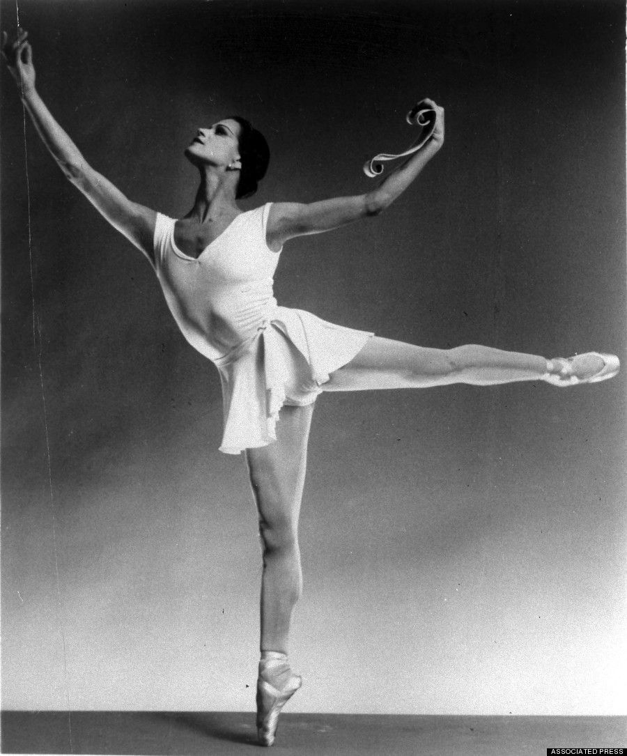 A Brief Visual History Of Ballet In The 20th Century