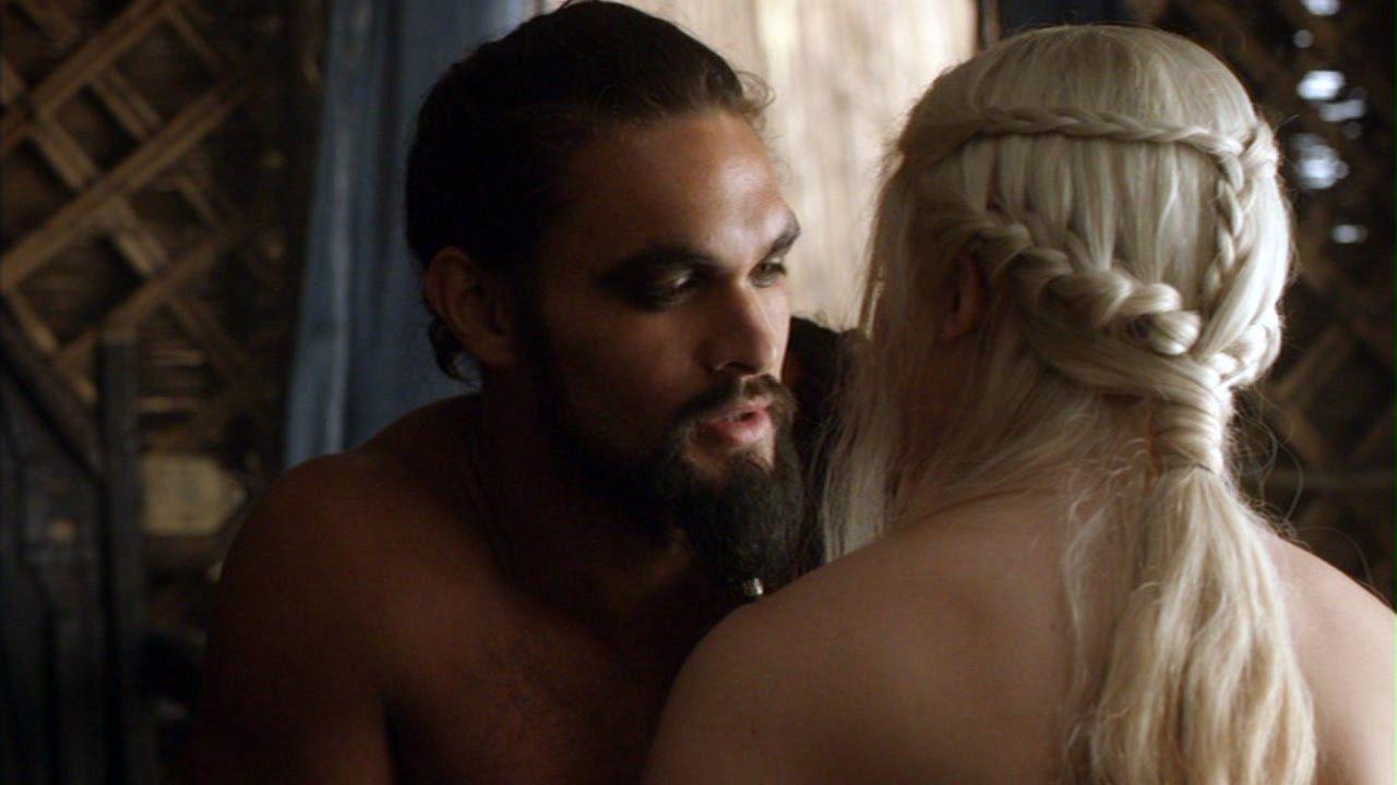 Daenerys targaryen and khal drogo wallpaper daenerys targaryen wedding - Drogo And Daenerys Khal Drogo Photo