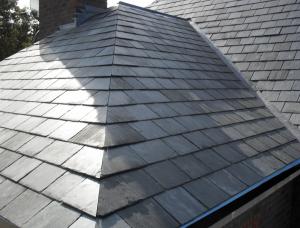 Affordable Slate Tile Roofs Plainfield IL Slate roof