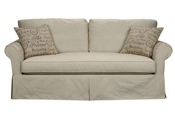 Country sofa Slipcover