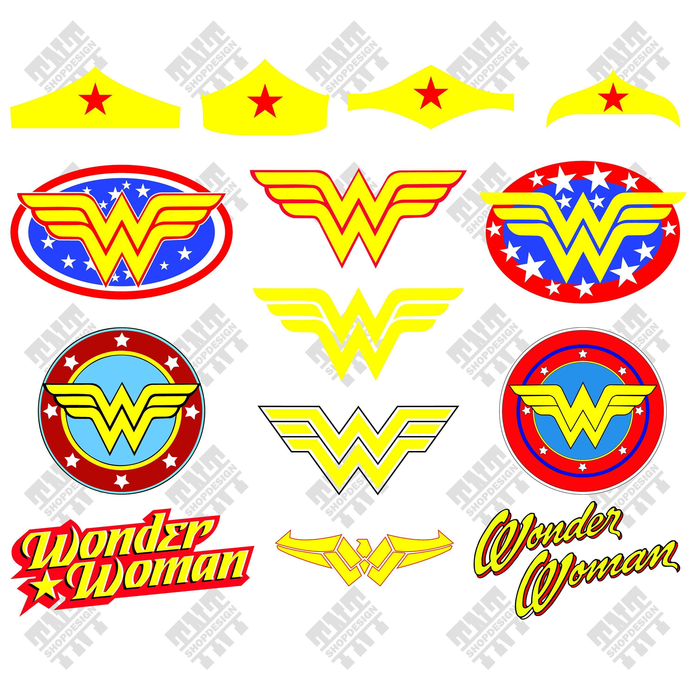 Wonder Woman svg Wonder Woman logo svg Wonder Woman logo