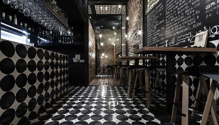 idées pour décorer et aménager un bar à vin | bar and decoration