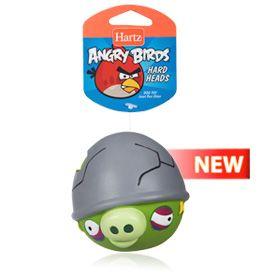Angry Bird Latex Dog Toy