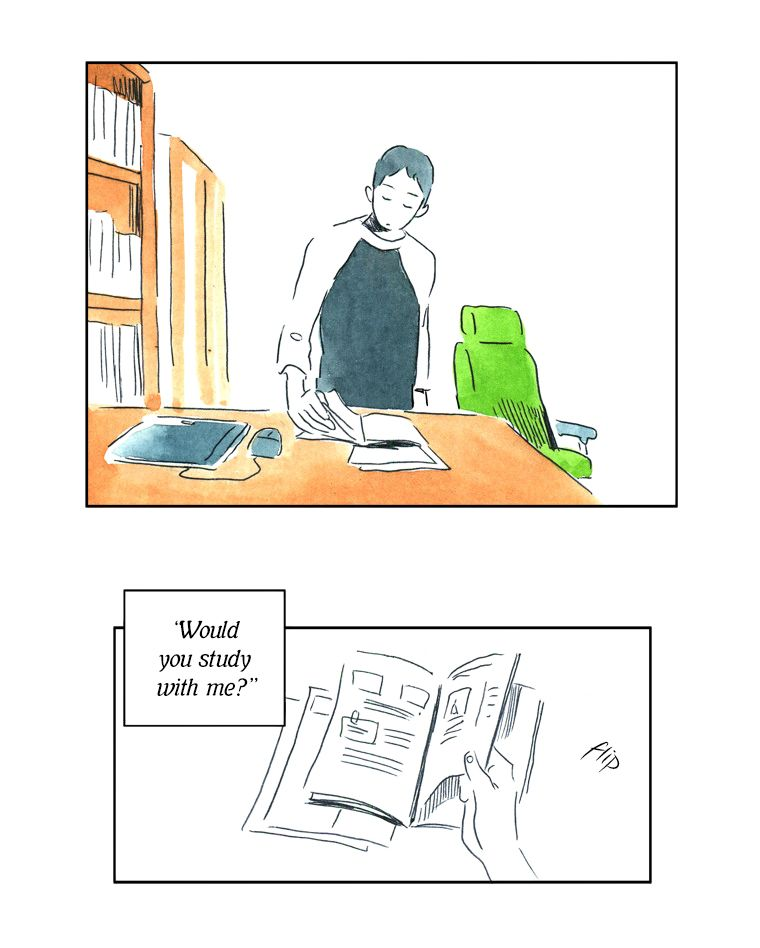 Teenager Younghwa Vol.2 Ch.28 Page 25 - Mangago
