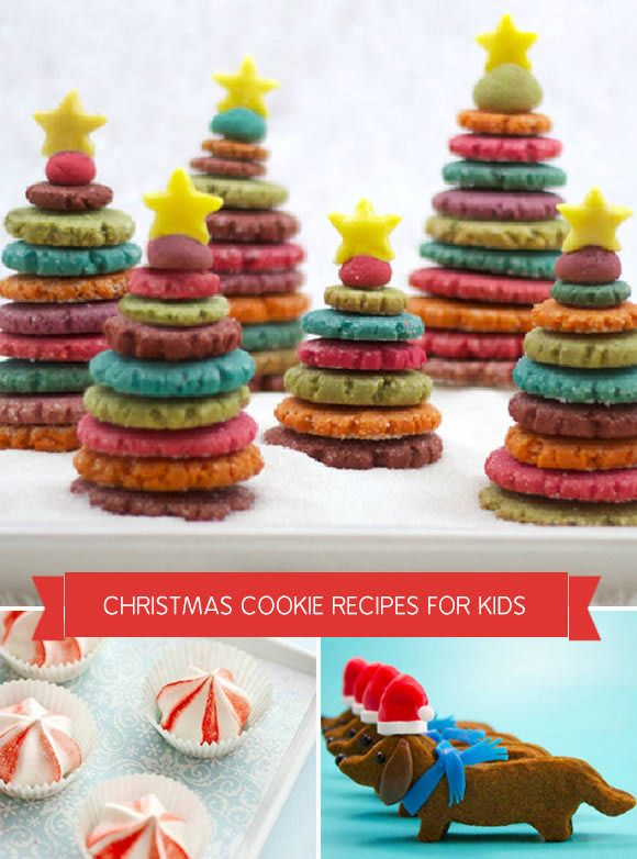 Easy fun holiday cookie recipes