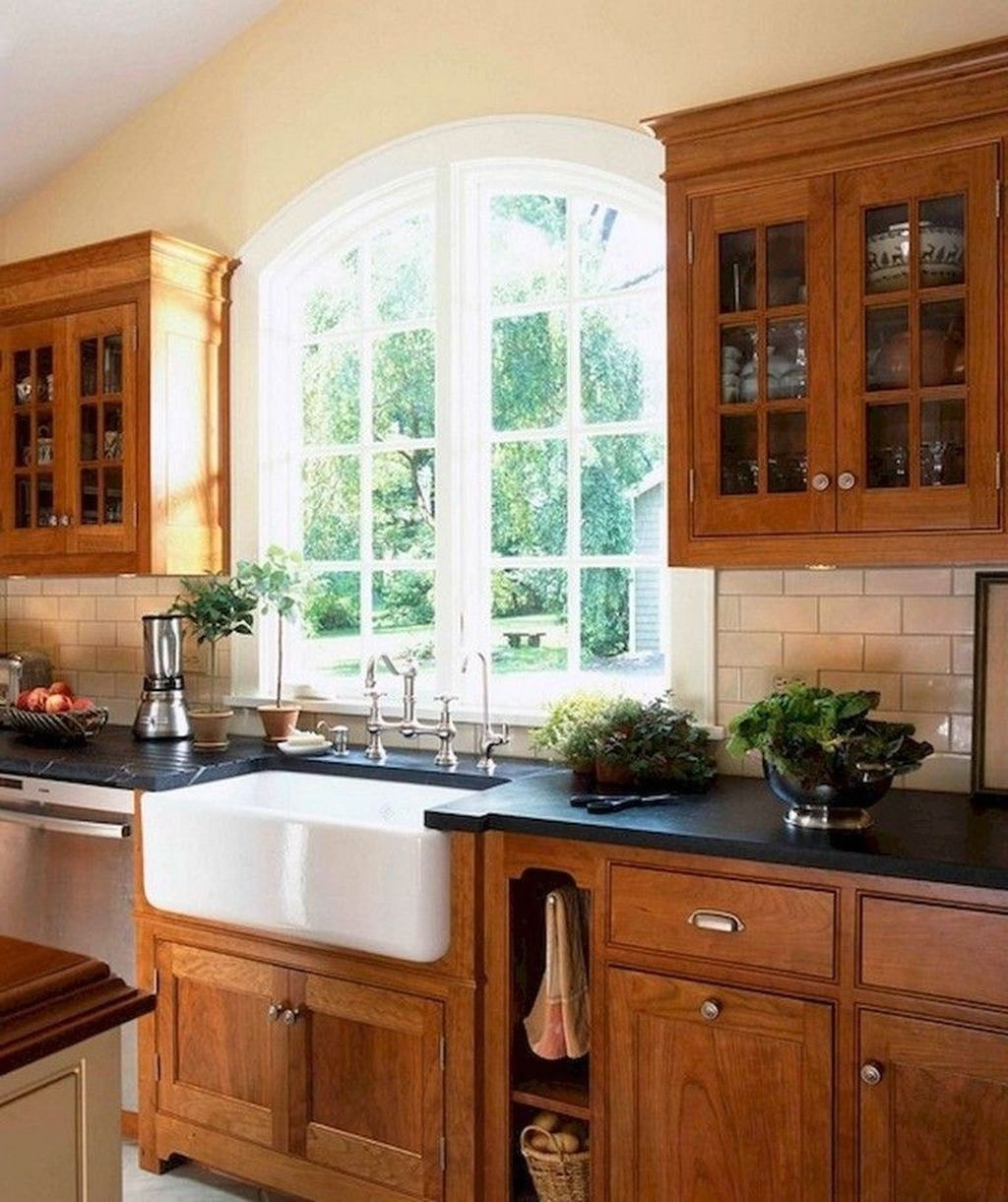 37 FARMHOUSE KITCHEN DESIGN IDEAS in