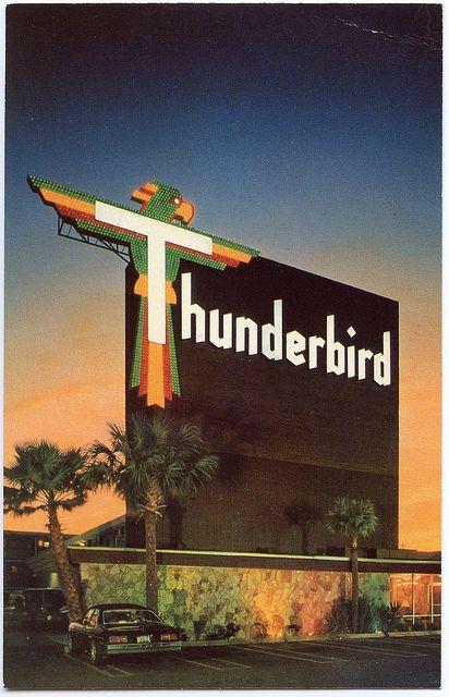 Thunderbird Beach Resort Built 1958 Love Pinterest