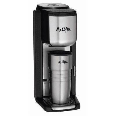 Mr Coffee Single Cup Coffee Maker #1: 250de49a0f7eba82a249d95b4dc655d7