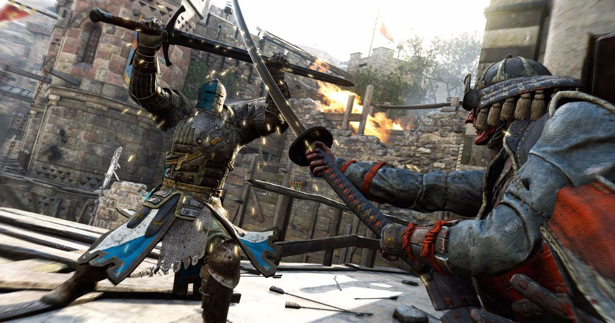 Pro Tip How To Parry Counter And Guard Break Your Way To Victory In For Honor For Honour Game Ubisoft Hack And Slash