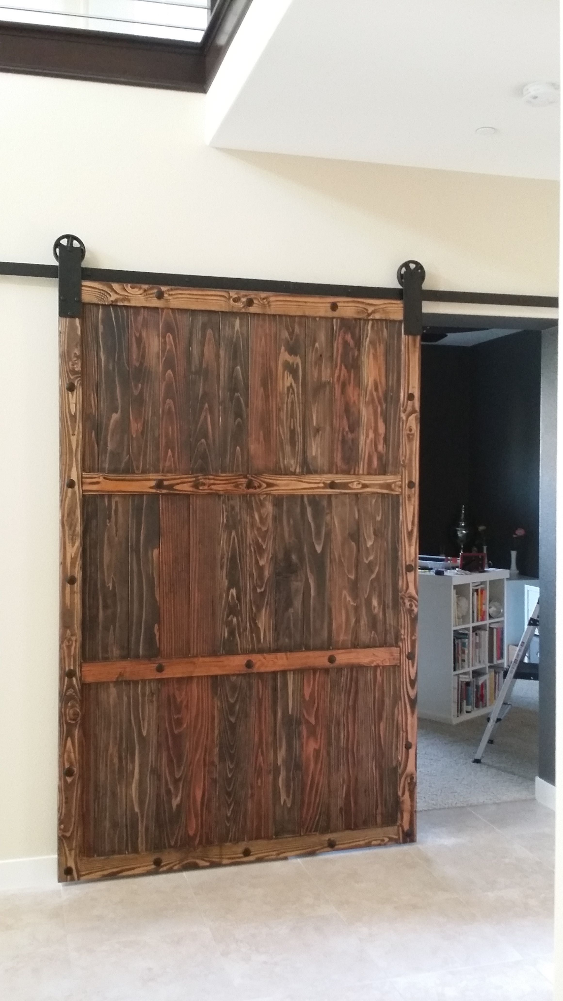 track doors barn hanging ideas revista design style sede back door to